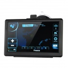 "ST-Z1 7"" Touch Screen LCD WinCE 6.0 GPS Navigator w/ FM + Internal 4GB Europe Map - Black"