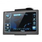 "ST-706 7"" Touch Screen LCD WinCE 6.0 GPS Navigator w/ FM + Internal 4GB Europe Map - Black"