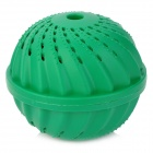 Eco-Friendly Anion Molecules Released Washing Ball - Green