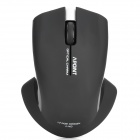 T5-1 2.4GHz Fashion Wireless Optical Mouse - Black (2 x AAA)