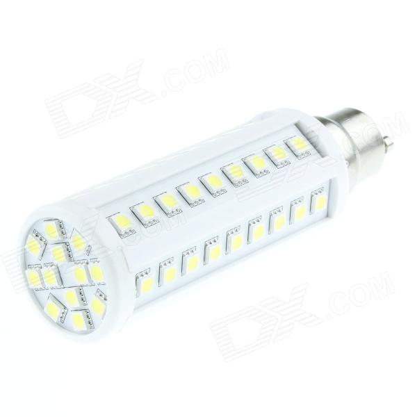 SENCART GU10 13.2W 6500K 858lm 66-SMD 5050 LED White Light Bulb (AC 85~265V) r7s 15w 5050 smd led white light spotlight project lamp ac 85 265v