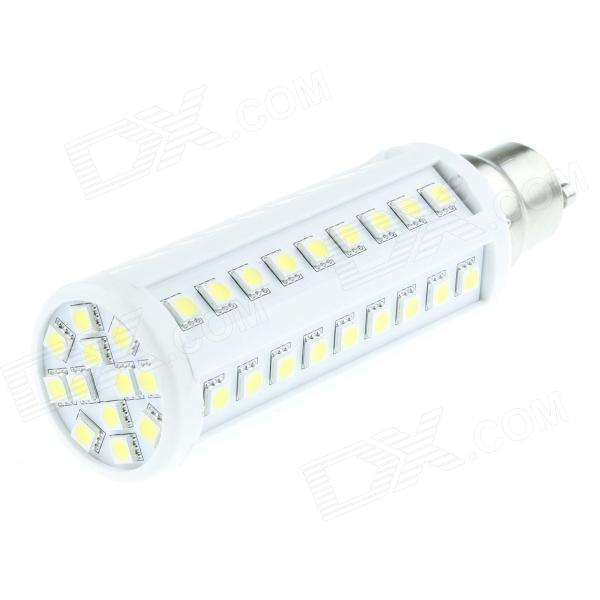 SENCART GU10 13.2W 3500K 858lm 66-SMD 5050 LED Warm White Light Bulb (AC 85~265V)