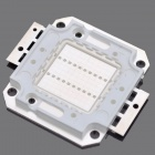 20W 400lm 460~465nm Square LED Blue Light Module (30~32V)