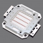 30W 1200lm 583-586nm Square LED Yellow Light Module (22~24V)