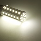 E27 9.6W 48-SMD 5050 LED 600lm White Light Bulb (85~265V)