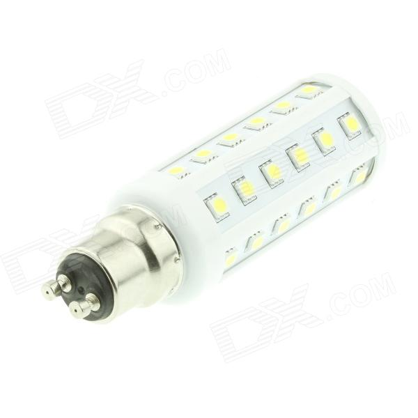 SENCART GU10 9.6W 6500K 672lm 48-SMD 5050 LED White Light Bulb (AC 85~265V) r7s 15w 5050 smd led white light spotlight project lamp ac 85 265v