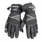 Scoyco MC15-L Full-Fingers Motorcycle Racing Gloves - Black (Pair / Size L)