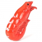 Novelty Lobster Style Butane Lighter - Red