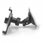 Suction Cup Car Swivel Mount Holder for Iphone 5 - Black