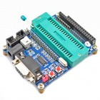 51 MCU Microcontroller Development Board - Blue