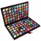 Professionelle 120-in-1 Cosmetic Makeup Pearl Powder Eye Shadow - Multi-Color