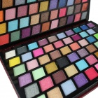 Professional 120-in-1 Cosmetic Makeup Pearl Powder Eye Shadow - Multi-Color