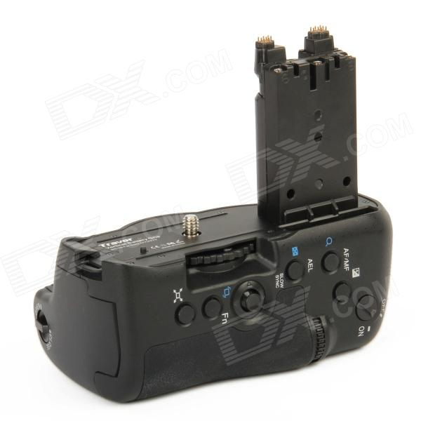 Travor BG-3B External Battery Grip for Sony SLT- A77 / A77V - Black