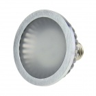 E27 7W 600lm 70-SMD 3528 LED White Light Spot Light Bulb (AC 220V)