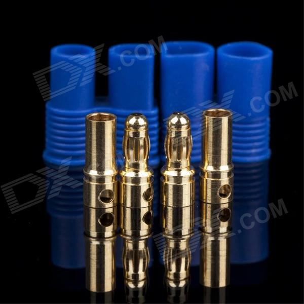 EC3 Connector Cover 3.5mm Bullet Male & Female Set connector 2000890 1 connector