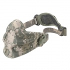 Sports Outdoor Wargame Mask - Camouflage Color