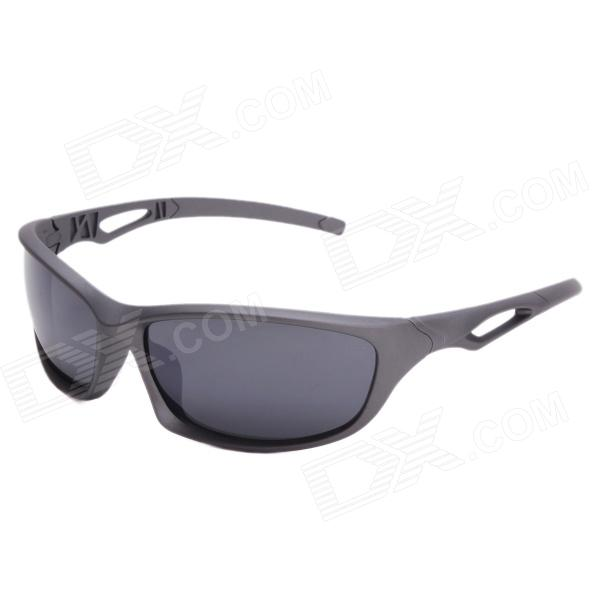 Xidunlang Y901 Outdoor Riding UV400 Resin Lens Eye Protection Goggle Sunglasses - Grey