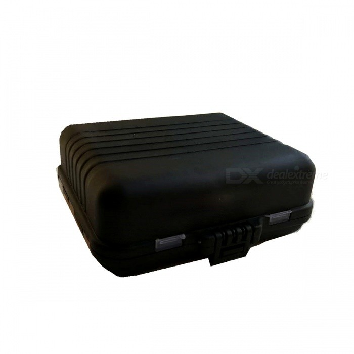 Plastic Fish Hook Box - Black