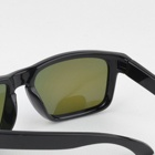 OREKA WG009 Outdoor Sports Resin Lens TR55 Frame Sunglasses Goggles - Black