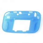 Protective Durable Soft Silicone Case Cover for Wii U - Light Blue