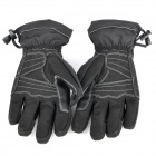 Scoyco MC15-XL Full-Fingers Motorcycle Racing Gloves - Black (Pair / Size XL)