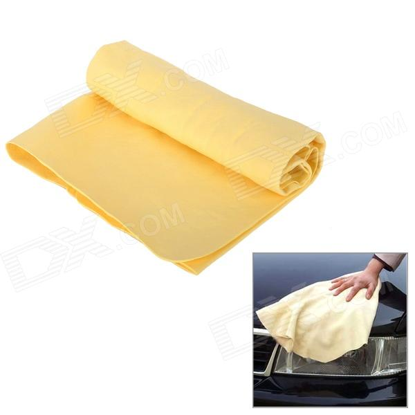 Synthetic Chamois Car / House Cleaning Towel Cloth (Size-L)