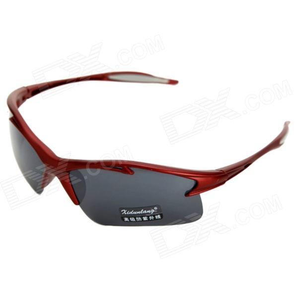 CARSHIRO Y941 Outdoor Sport Riding Protection Sunglasses - Red Frame ветровики skyline skoda fabia hb 15