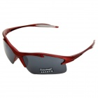 CARSHIRO Y941 Outdoor Sport Riding Protection Sunglasses - Red Frame