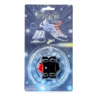 Holiday Party 3-Mode Flashing LED Bootlaces / Shoelaces (Pair / 2 x CR2032)