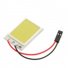 T10 / Festoon 27~36mm 3W 100lm LED White Light Car Reading / Roof / License Plate Lamp