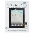 Glossy High Wear-resistenten PET LCD Screen Protector für Samsung Galaxy Note 10,1 N8000