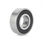 BST 6201RS Sealed Ball Bearing for Motorcycle - Silver + Black