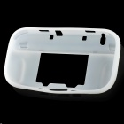 Protective Durable Soft Silicone Case Cover for Wii U - White