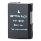 DIGITA Nikon EN-EL14+ Replacement 7.4V 