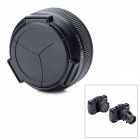 JJC ALC-G1X Plastic Automatic Lens Cap for Canon G1X Camera - Black