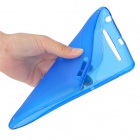 Protective TPU Back Case for Google Nexus 7 - Blue