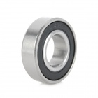 BST 6002RS Sealed Ball Bearing for Motorcycle - Silver + Black