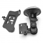 Car Swivel Mount Holder for Iphone 5 - Black