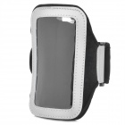Trendy Outdoor Sports Arm Band for Iphone 5 - Black