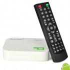 Mini Android 4.0 Google TV Player w/ Wi-Fi / LAN / 512MB RAM / 4GB ROM / HDMI / AV - White