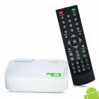 Mini Android 4.0 Google TV Player w/ Wi-Fi / LAN / 512MB RAM / 8GB ROM / HDMI / AV - White