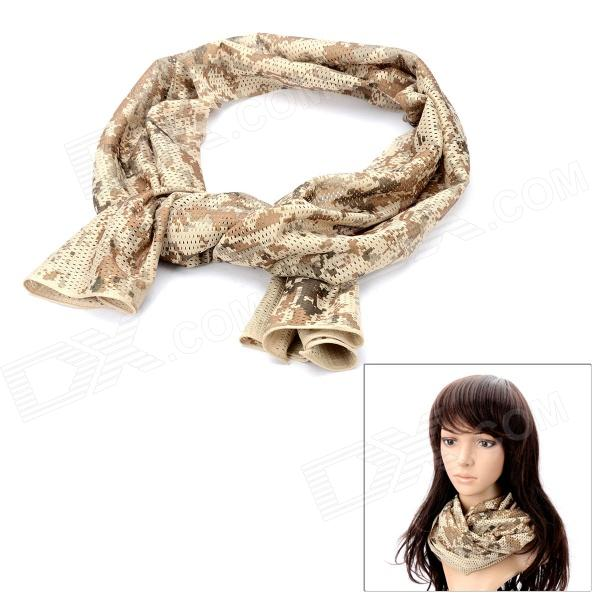 Military Outdoor Scarf - Dessert Camouflage