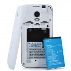 "ZOPO ZP500+ Android 4.0 WCDMA Bar Phone w/ 4.0"" Capacitive Screen, Wi-Fi, GPS and Dual-SIM - White"