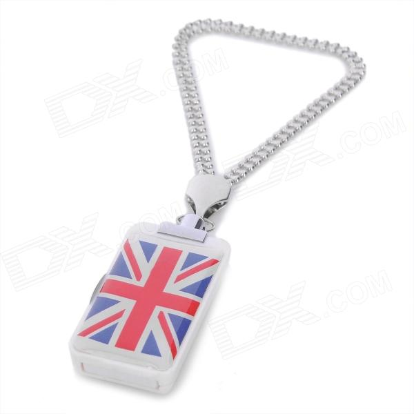 UK Flag Style USB 2.0 Flash Drive - Red + Blue + White (4GB) usb flash drive
