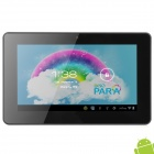 "KO M18 7.0"" Capacitive Screen Android 4.0 Tablet PC w/ TF / Wi-Fi / Camera - White + Black"