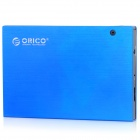 "ORICO 2596lu3-BL 2.5"" USB 3.0 SATA HDD External Storage Mobile Enclosure w/ USB cable - Blue"
