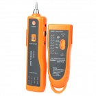 XQ-350 J45-RJ11 Phone LAN Network Wire Tracker Scanning Device - Orange