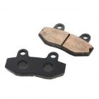 Steel Motorcycle Brake Pads for Honda CBX125 (2 PCS)