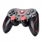 Dualshock Wireless Bluetooth V3.0 Controller for Sony PS3 PlayStation 3 - Black + Red