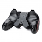 Dual-Shock Wireless Bluetooth Controller for Sony PS3 - Black + Red
